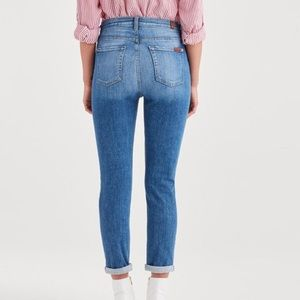 7 For All Mankind Jeans - 7 for all mankind high waist josefina jeans 26